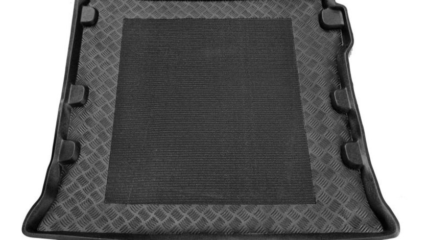 Tavita portbagaj cu zona antialunecare (plastic cauciuc, 1 bucata, negru) NISSAN PATHFINDER III dupa 2005