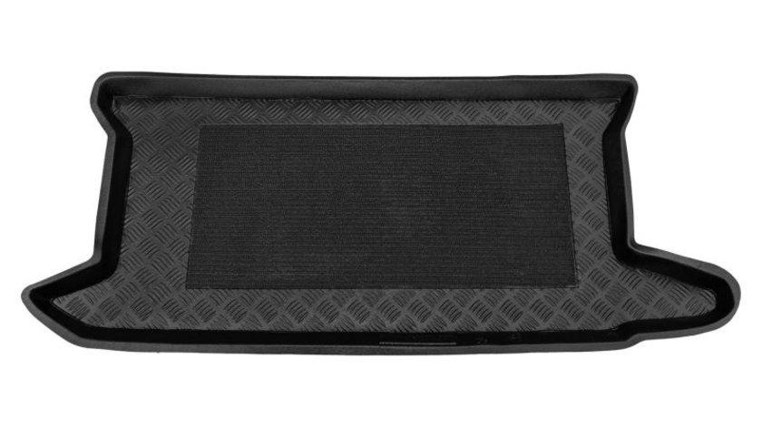 Tavita portbagaj cu zona antialunecare (plastic cauciuc, 1 bucata, negru) TOYOTA YARIS intre 2005-2014