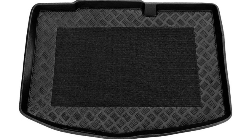 Tavita portbagaj cu zona antialunecare (plastic cauciuc, 1 bucata, negru) TOYOTA YARIS dupa 2010