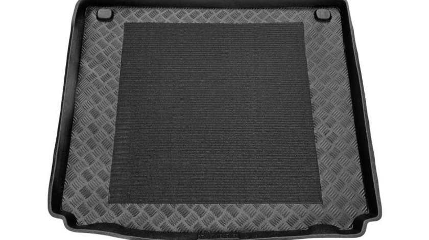 Tavita portbagaj cu zona antialunecare (plastic cauciuc, 1 bucata, negru) PEUGEOT 407 intre 2004-2011