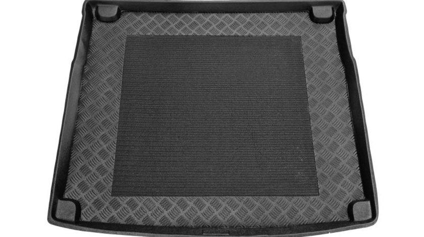 Tavita portbagaj cu zona antialunecare (plastic cauciuc, 1 bucata, negru) PEUGEOT 407 SW intre 2004-2010