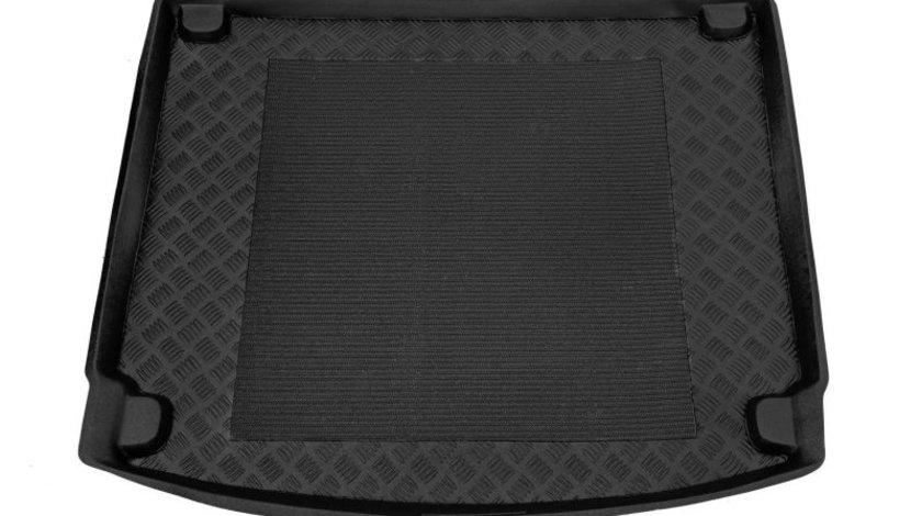 Tavita portbagaj cu zona antialunecare (plastic cauciuc, 1 bucata, negru) PORSCHE CAYENNE dupa 2010