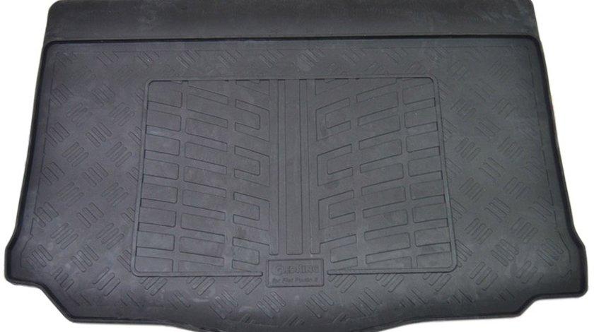 Tavita portbagaj Fiat Punto 2 1999-2010, din cauciuc Kft Auto