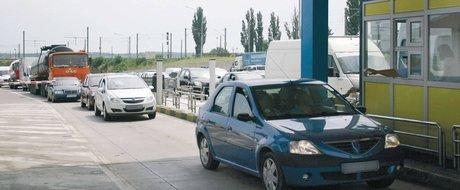 Taxa de la podul Fetesti va putea fi achitata prin SMS sau online