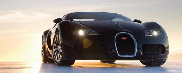 Taxa de poluare pentru producatorii masinilor de lux