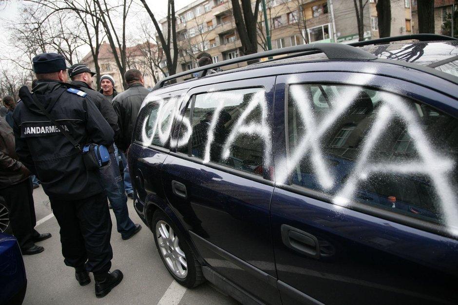 Taxa de Poluare va fi restituita integral de stat celor care au achitat-o intre 2007 si 2013