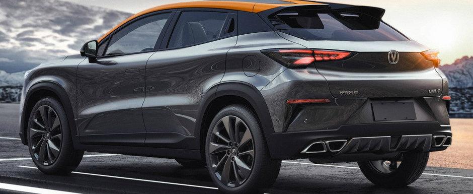 Te lasa cu gura cascata. Noua masina construita in China arata mai bine decat orice Audi, BMW sau Mercedes