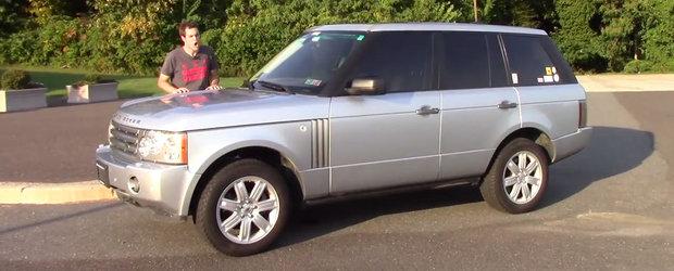 Te vei lua cu mainile de cap cand vei afla cat au costat reparatiile acestui Range Rover