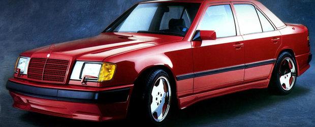 Te vor lasa cu gura cascata. 11 versiuni de Mercedes W124 pe care trebuie sa le vezi neaparat