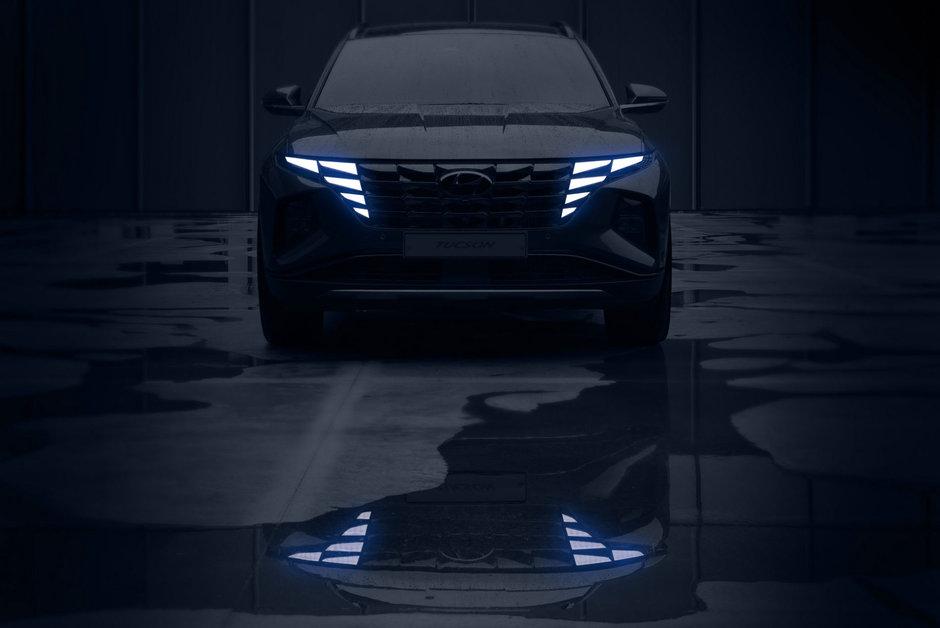 Teaser Hyundai Tucson