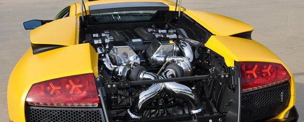 Teaser: Primul Lamborghini Murcielago LP670-4 SuperVeloce Twin Turbo