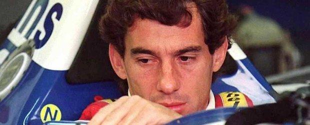 Teaser: Tribut adus lui Ayrton Senna prin intermediul unui film documentar