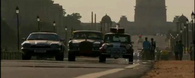 Teaser Video: Top Gear ne 'binecuvanteaza' Craciunul cu un episod special