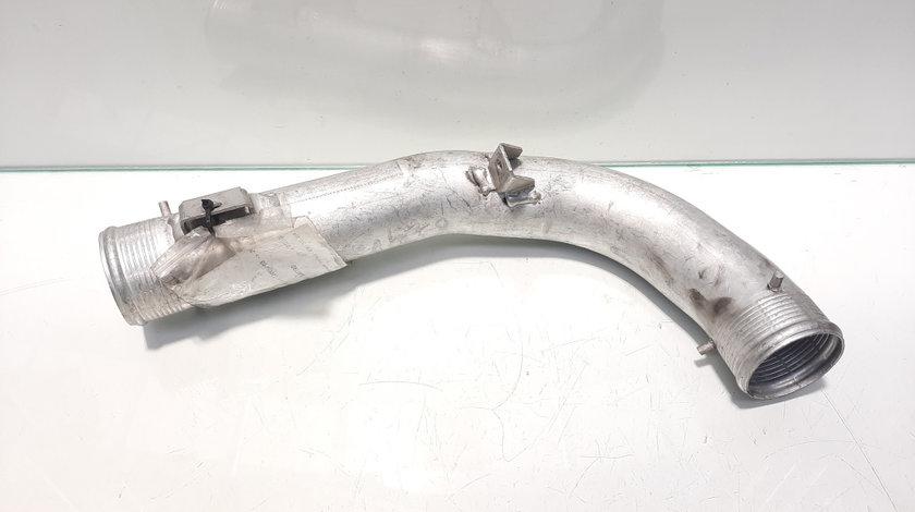 Teava intercooler, cod 059145731AK, Audi A6 Avant (4F5, C6) 3.0 TDI, ASB (id:191479)