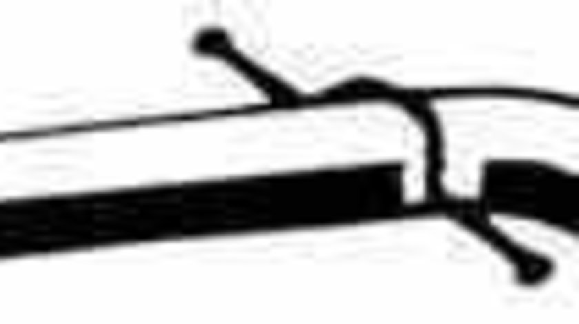 Teava reparatie catalizator CITROËN C5 I DC ASMET 09.076