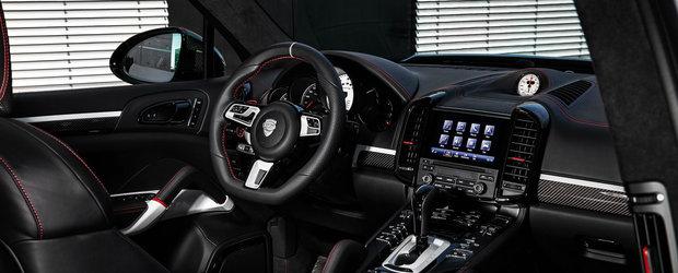 TechArt aniverseaza 30 de ani cu un Porsche Cayenne de 720 de cai