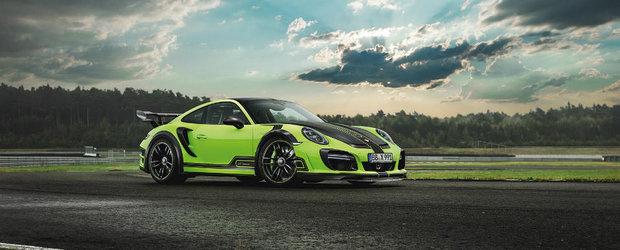 TechArt combina tot ce are Porsche mai bun pentru 911-le suprem. Uite rezultatul