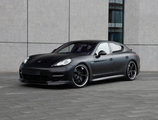 Techart Panamera Black Edition arata... impresionant!
