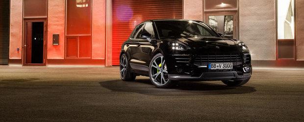 TechArt revine cu noi bunatati pentru Porsche Macan