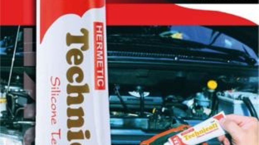 Techniqcll silicon negru pt motoare puternice rezistent la temperaturi