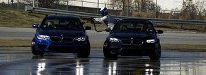 Tehnologia bat-o vina. Recordul de drift al BMW-ului era sa fie spulberat de bluetooth-ul masinii