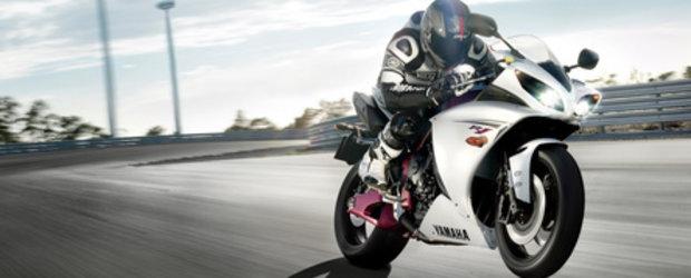 Tehnologie MotoGP pentru strada: Yamaha YZF-R1