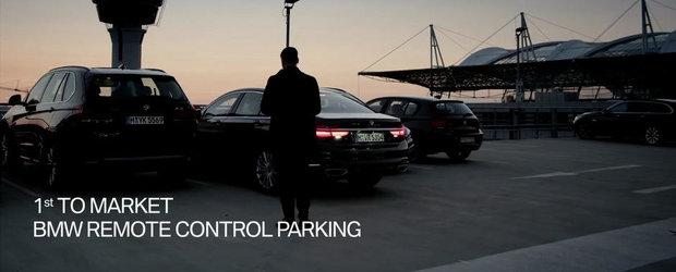 Tehnologiile care transforma noul BMW Seria 7 intr-un cosmar pentru Mercedes S-Class