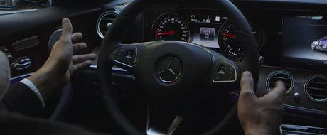 Tehnologiile care transforma noul Mercedes E-Class in cea mai avansata masina a momentului. Cum functioneaza fiecare in parte