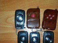 telecomanda bruiaj auto
