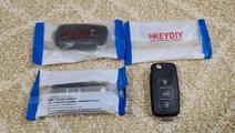 Telecomanda universala KEYDIY KD B08-3, VW B style...