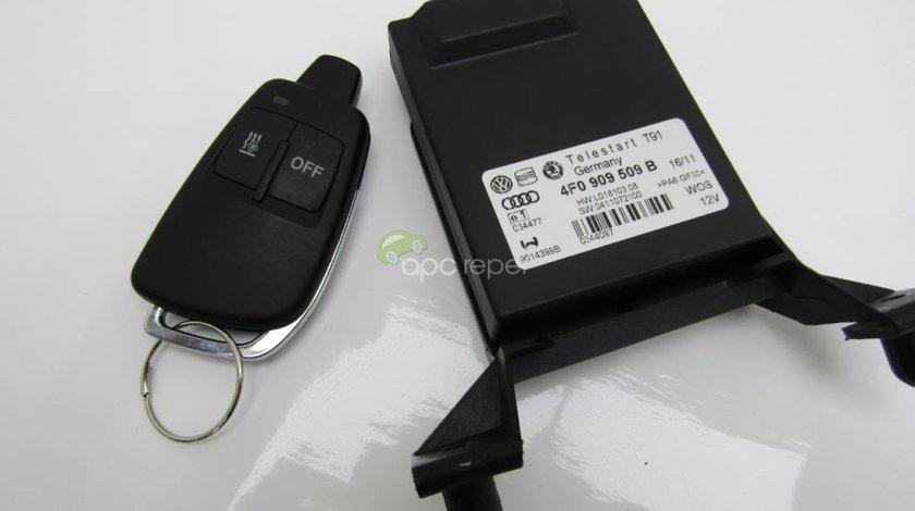 Telestart + telecomanda Audi A6 4F Facelift 2010 - 2,0Tdi cod4F0909509B