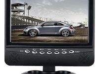 TELEVIZOR / MONITOR AUTO PNI NS911 LCD 9 '' USB / SD PLAYER ALIMENTARE 12 / 220 V