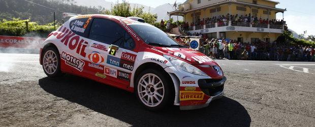 Tempesta a terminat a opta etapa din Intercontinental Rally Challenge