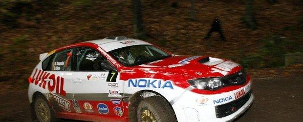 Tempesta se pregateste pentru Rallye du Var