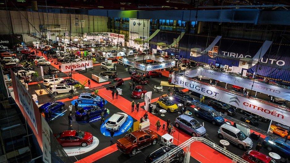 Tendintele auto 2016 – 2017 si peste 200 de modele expuse va asteapta la Salonul Auto Bucuresti si Accesorii 2016