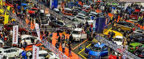 Tendintele auto 2017 – 2018 si peste 300 de modele expuse va asteapta la Salonul Auto Bucuresti si Accesorii 2017!