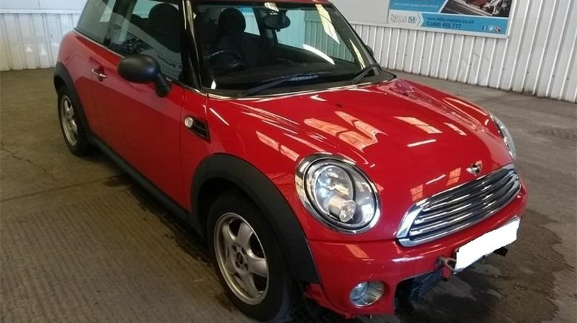 Termoflot Mini One 2011 Hatchback 1.6 D