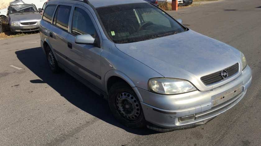 Termoflot Opel Astra G 2000 Break 2.0
