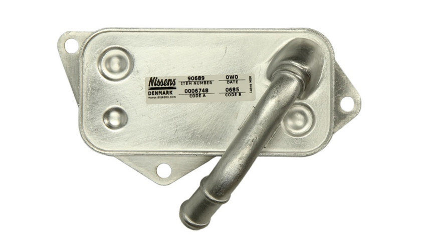 Termoflot radiator ulei (95x50x64, cu garnitura) BMW Seria 1 (E81), 1 (E82), 1 (E87), 1 (E88), 1 (F20), 1 (F21), 2 (F22, F87), 2 (F23), 3 (E90), 3 (E91), 3 (E92), 3 (E93), 3 (F30, F80), 3 (F31) 1.6-3. cod intern: CI6543CF