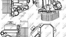 Termoflot radiator ulei (cu capac filtru ulei) CIT...