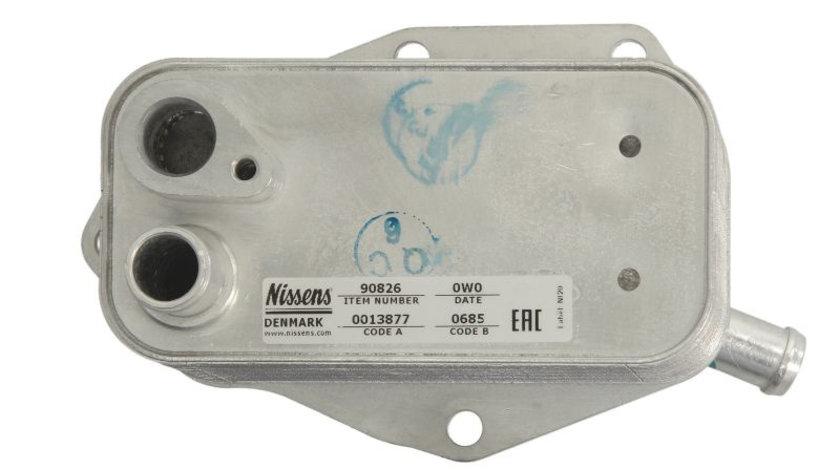 Termoflot radiator ulei VOLVO S60 II, S80 II, V60 I, V70 III, XC60, XC70 II, XC90 I; LAND ROVER FREELANDER 2 3.0 3.2 dupa 2006
