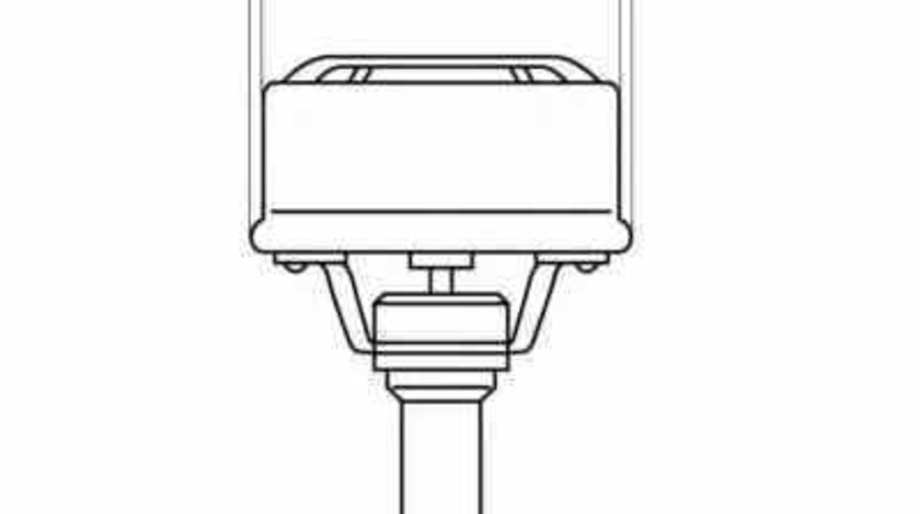 Termostat DACIA 1310 combi Producator WAHLER 3029.89