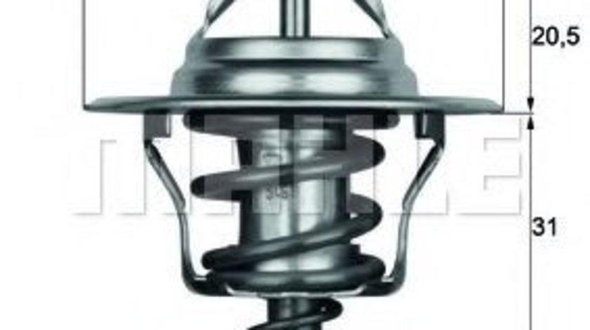 Termostat,lichid racire AUDI A4 Cabriolet (8H7, B6, 8HE, B7) (2002 - 2009) MAHLE ORIGINAL TX 15 87D piesa NOUA