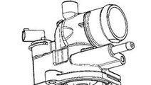 Termostat lichid racire Mercedes Sprinter / Vito 4...