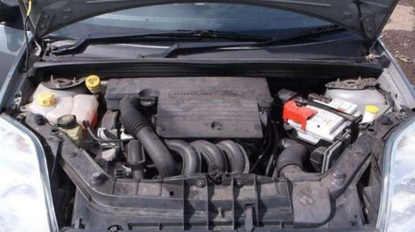Termostat si carcasa Ford Fiesta, Fusion 1.4 benzina