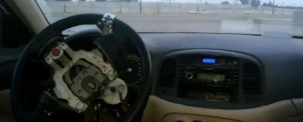 Teroristii ISIS au inceput sa fabrice masini fara sofer pentru detonarea bombelor de la distanta