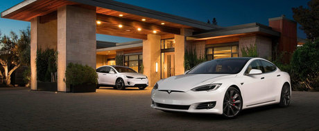 Tesla a batut marcile germane la ele acasa. Model S, mai bine vandut decat BMW Seria 7 si Mercedes S-Class