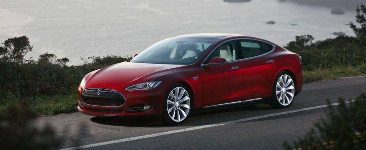 Tesla a sarbatorit productia a 1.000 de exemplare din berlina electrica Model S