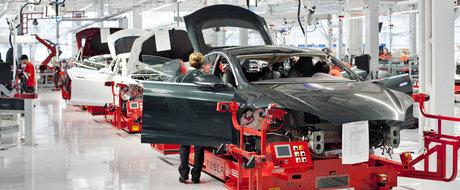 Tesla ar putea deschide o fabrica in Romania