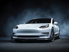 Tesla Model 3 de la Vorsteiner